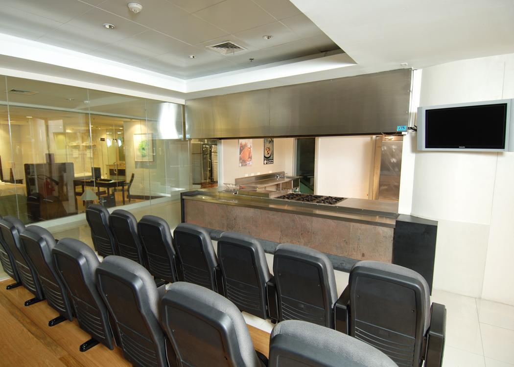 Facilities Demo Kitchen