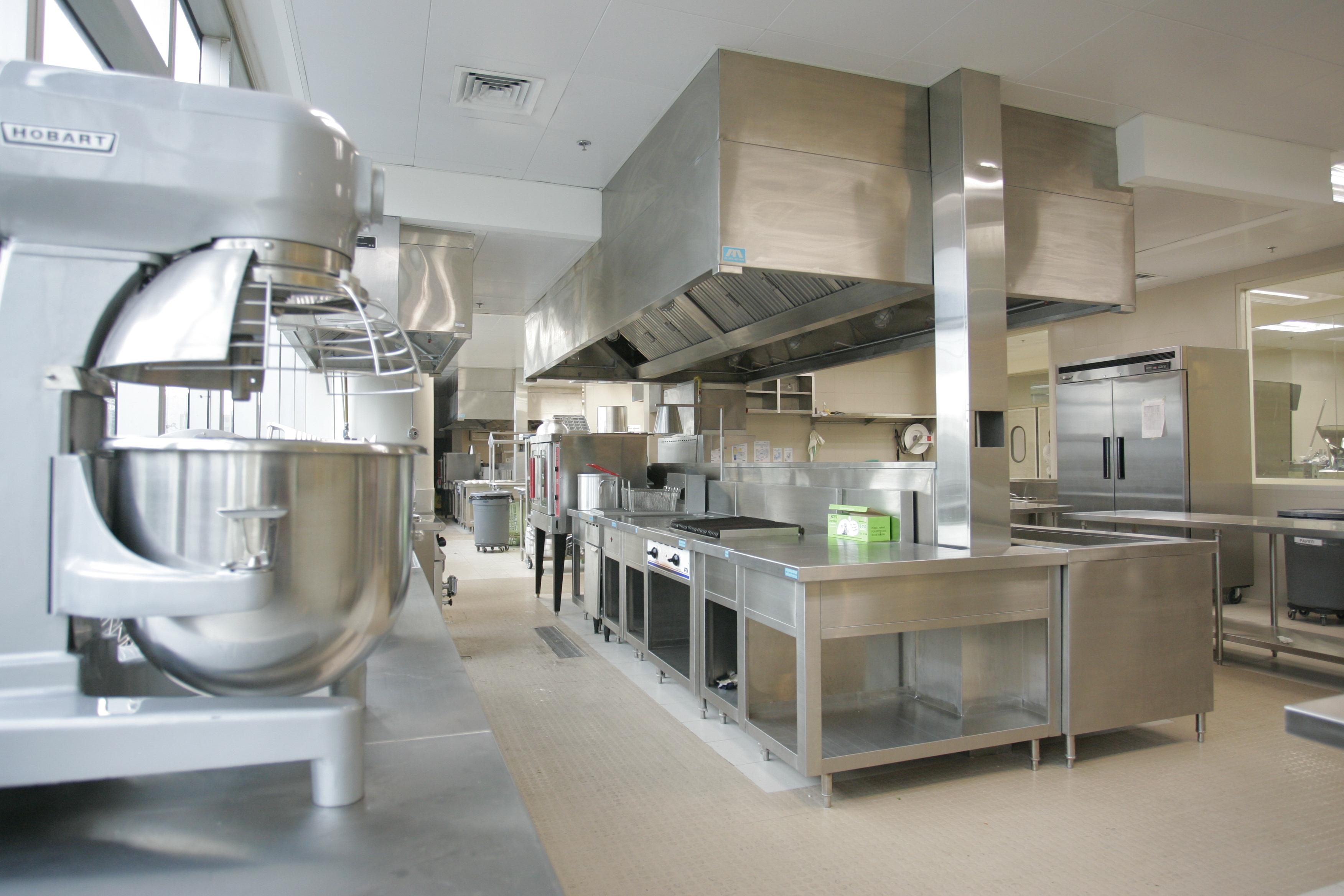 Kitchen Lab facilities - kitchen lab